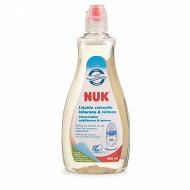 Liquide vaisselle biberons et tétines 500ml Nuk