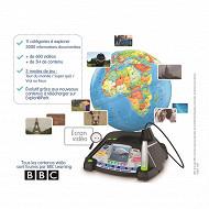Genius XL - Globe vidéo interactif