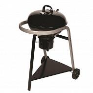Barbecue charbon de bois cuve acier el paso