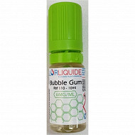 Bubble gum 6 mg lorliquide