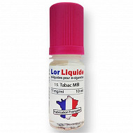 Tabac MB 11 mg lorliquide