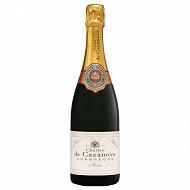 Champagne de cazanove classique brut 75cl 12%vol