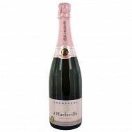 Champagne brut rosé Charles d'Harleville 75cl Vol.12%