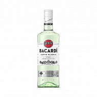 Bacardi carta blanca 70cl 37.5%vol