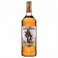 Captain Morgan spiced gold 1l 35% Vol.