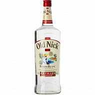 Old Nick rhum blanc 1,5 L 40% Vol.