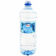 Cora eau de source de montagne Roche des Ecrins bouchon sport 75cl