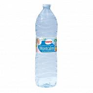 Cora eau minérale naturelle Montcalm 1l