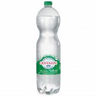 Cristaline eau de source gazéifiée 1,5L