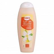 Cora lait de douche fleur d'oranger 300ml
