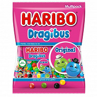 Haribo dragibus sachet multipack 250g