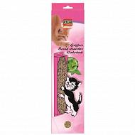 Riga griffoir carton pour chat dim 1.5X45cm
