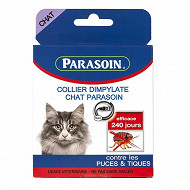 Riga collier antiparasitaire chat 240 jours