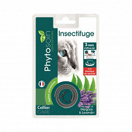 Riga collier insectifuge chat