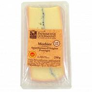 Patrimoine gourmand morbier AOP au lait cru 250 g