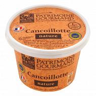 Patrimoine gourmand cancoillotte nature 11%mg 250g