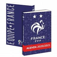 Agenda scolaire 2020-2021 féderation francaise de football