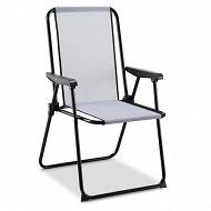 Eredu fauteuil picolo, haut dossier, textiline