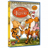 Dvd les aventures de Tigrou