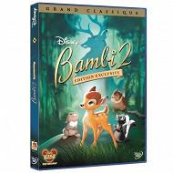 Dvd bambi 2 édition deluxe