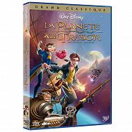 Dvd La planète au trésor : un nouvel univers