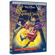 Dvd Le bossu de Notre-Dame 2 : le secret de Quasimodo