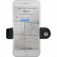 Bigben Support voiture noir sur grille aération pour smartphones AIRVENTHOLDER