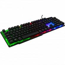 The glab Clavier gaming multicolore keyz neon GLAB-KEYZ NEON
