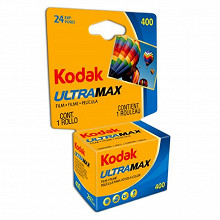 Kodak Blister 1 pellicule 400 iso ultra max 24 poses 6034037