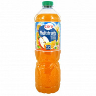 Cora boisson aux fruits multifruits 2L