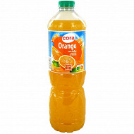 Cora boisson orange pet 2l