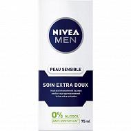 Nivéa Men Soin apaisant peau sensitive 75ml