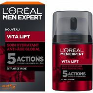 Men expert soin vitalift 5 anti age 50ml