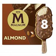 Magnum amandes 8 x 110 ml - 656g