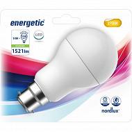 Gétic ampoule led smd standard 14w équivalent 100w