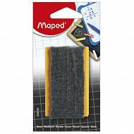 Maped brosse noire pour ardoise 058700