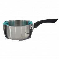 Cora casserole 16cm inox manche soft touch