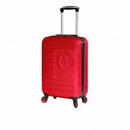 Horison aerial valise 55 cm  100% abs coloris rouge