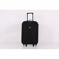 Valise souple 60cm noir