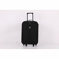 Valise souple 50cm noir