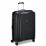 "Valise rigide 76 cm ""brisban"" noir"