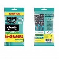 Xtreme 3 Sensitive X16+8