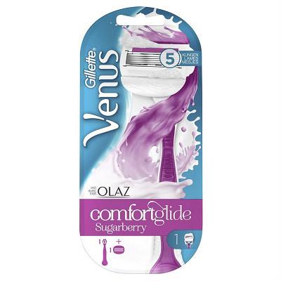 Gillette Gillette rasoir venus & olaz fuchia comfortglide sugarberry x1