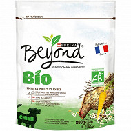 Beyond bio chien adulte poulet 800g