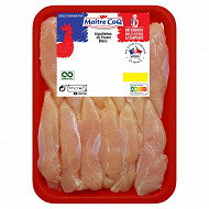 Aiguillettes de poulet blanc 450g