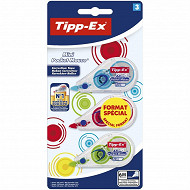 Tipp ex rubans correcteur mini pocket mouse fashion x3