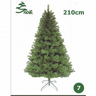 "Sapin artificiel ""colorado"" h 210 cm"