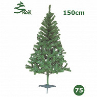 "Sapin artificiel ""canadian"" h150cm"