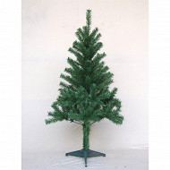"Sapin artificiel ""canadian"" h120cm"