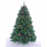 "Sapin artificiel ""mixed pine"" h 180 cm"